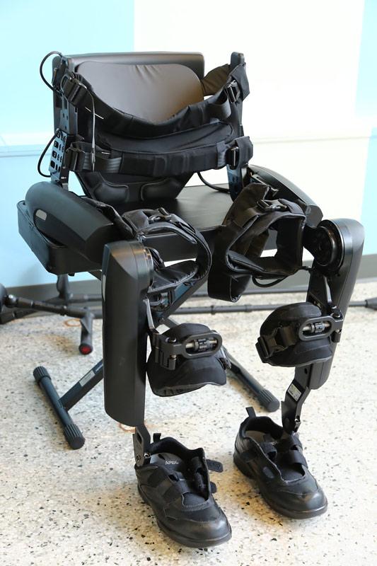 exosquelette rewalk technologie readaptation