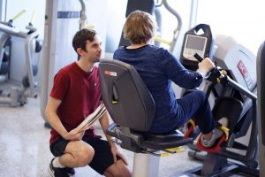 gym adapte technologie readaptation