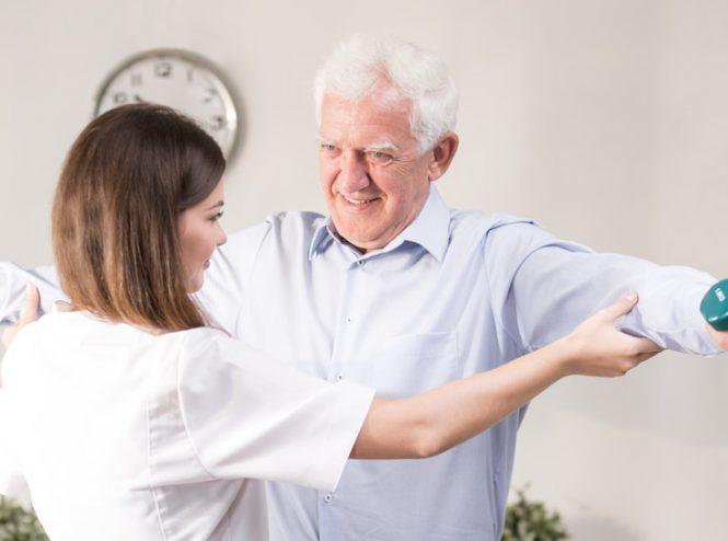 Rehabilitation and physical health as an essential service